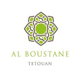 logo AL BOUSTANE Site Web def